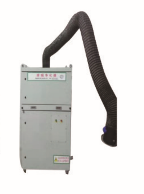 如何防范静电油烟净化器可能造成的火灾