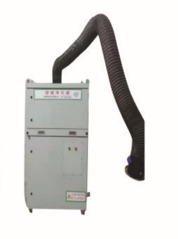 今天焊烟净化器厂家带您来了解设备的具体结构