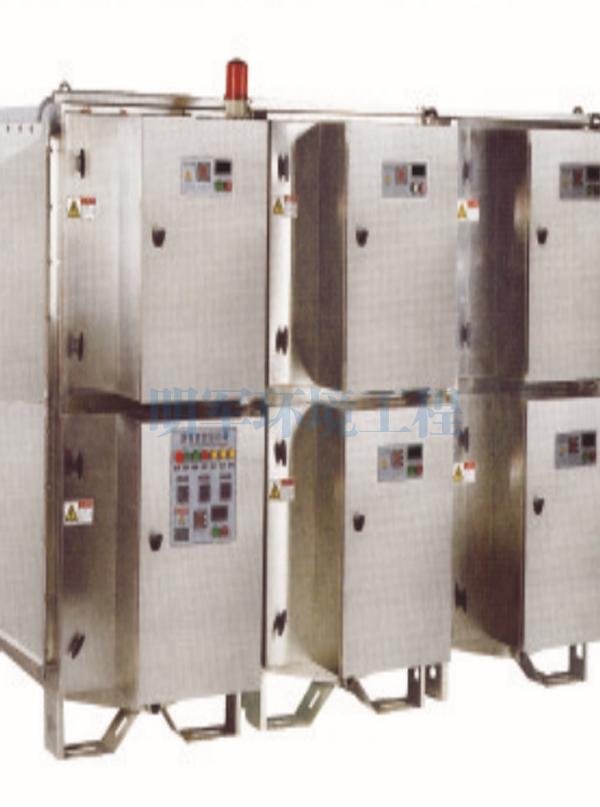 甘肃静电式工业油烟净化器